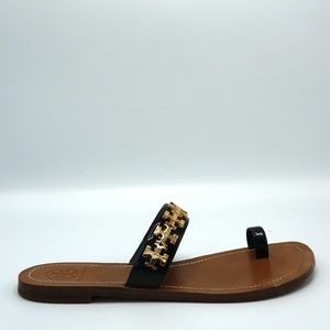 Tory Burch Val Toe-Ring Sandals